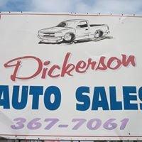 Dickerson Auto Sales