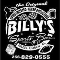 Billy's Sports Bar, Hazel Green