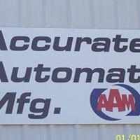 Accurate Automatic Mfg