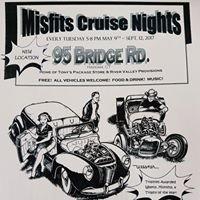 MisFit Car Cruisers