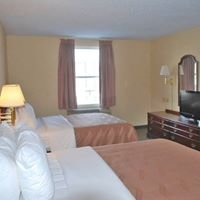 Quality Inn & Suites Conference Center Mansfield Bellville Ohio