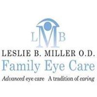 Dr Leslie B Miller OD