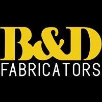 B&D Fabricators, LLC