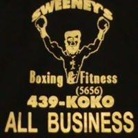 Sweeney's Boxing