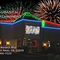 Vegas Restaurant Entertainment