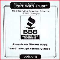 American Steam Pros Carpet Cleaning.