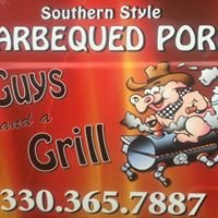 Two Guys and a Grill: Dave Spring and Jim Chaney-Owners