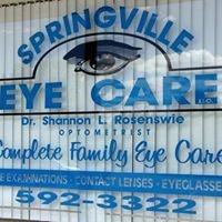 Springville Eye Care, LLC