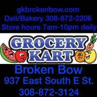Broken Bow - Grocery Kart