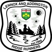 L & A Ridge Runners