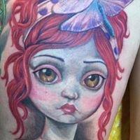 Blue Pearl Tattoo