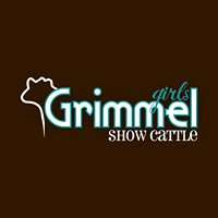 Grimmel Girls Show Cattle