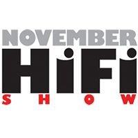 November Hi-Fi Show