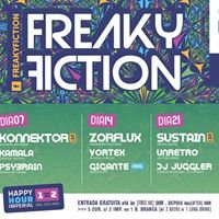 Freaky Fiction @ Europa