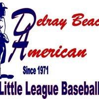 Delray Beach American Little League Baseball