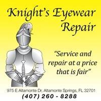 Knight's Eyewear Repair