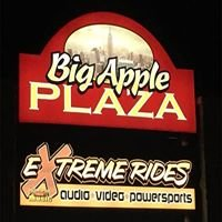 Extreme Rides by Big Apple