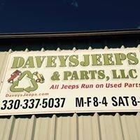 Daveys Jeeps & Parts, Llc