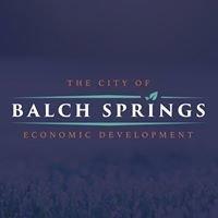 Balch Springs Economic Development