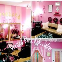 Pressed Pink Kids Salon