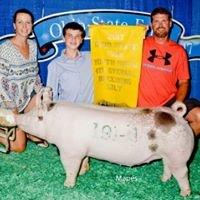 Spracklen SHOW PIGS