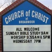 Church of Christ At Broadmoor