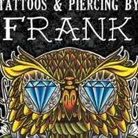 Tattoo's & Piercings By: Frank (Custom Ink & Steel Tattoo)