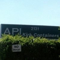Api Kirk Containers