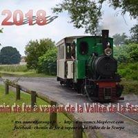 Chemin de fer a vapeur de la vallée de la Scarpe