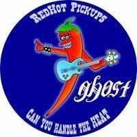 Ghost Guitar Pickups UK
