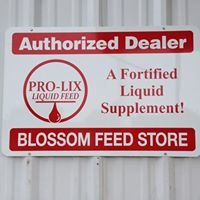 Blossom Feed Store