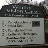 Whitby Vision Care: Drs. Schmitz, Sujo, Andrews & Sivasegaran