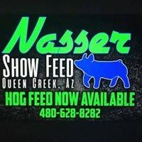Nasser Show Pigs