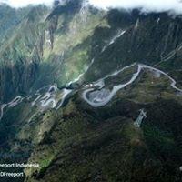 PT Freeport Indonesia, Tembagapura Papua