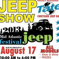 Mid Atlantic Jeep Festival