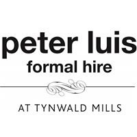 Peter Luis Formal Hire at Tynwald Mills