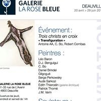 La rose bleue Deauville