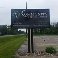 The Community Baptist Church 1620 Wadhams Road Smiths Creek Mi 48074