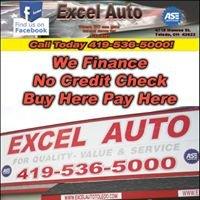 Excel Auto Sales