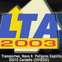Logística y Transportes de Asturias 2003