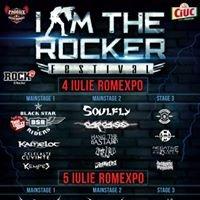 I Am The Rocker