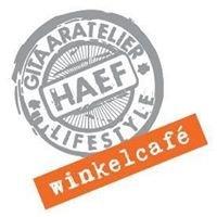 Haef Gitaaratelier, Lifestyle & Winkelcafé