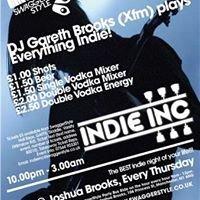 Indie Inc@Joshua Brooks