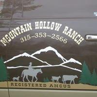 Mountain Hollow Ranch