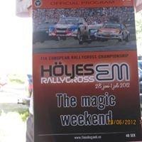 Höljes Rallycross EM