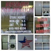 Dependable Used Appliances