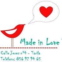 Made in Love Tarifa