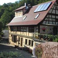 Ferienwohnung Klüpfelsmühle
