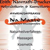 Na Masté - Wellness - Heilpraktikerin - Massage - Ayurvedische Anwendung - Edith Nawrath