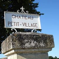 Chateau Petit Village. Pomerol
